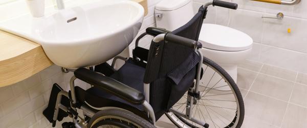 accès fauteuil
