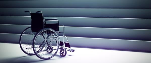 acces escalier handicape