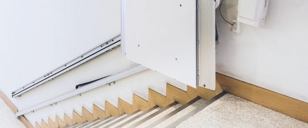 acces escalier