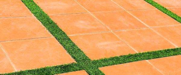 carrelage terre cuite terrasse