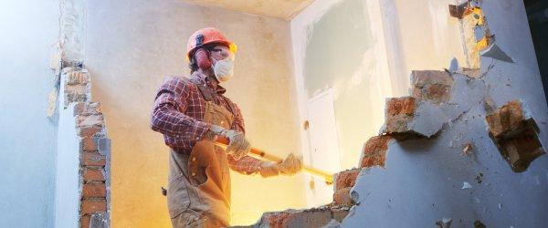 casser mur porteur
