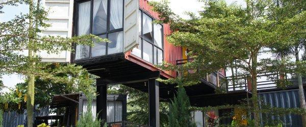 construction maison conteneur