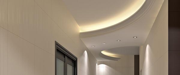 couloir plafond