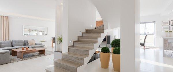 escalier carrelage