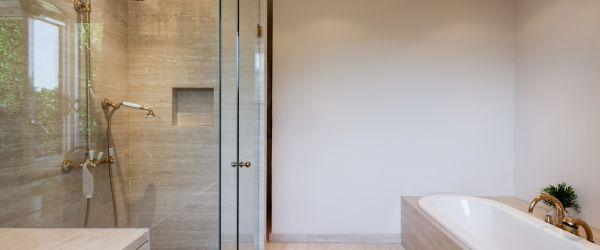 faux plafond tendu salle de bain