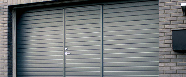 garage portillon