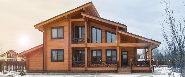 Maison en bois : prix de construction 2019 & Guide ...