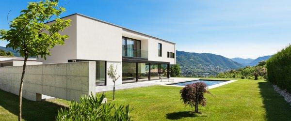 maison contemporaine bois prix