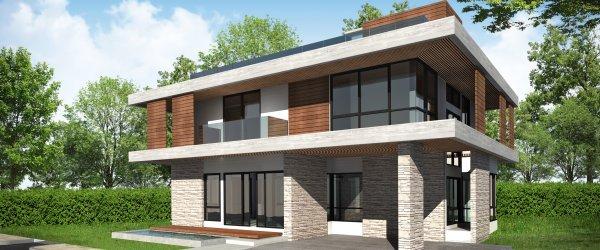 Quel Est Prix De Construction D Une Maison Contemporaine Tarifartisan Fr