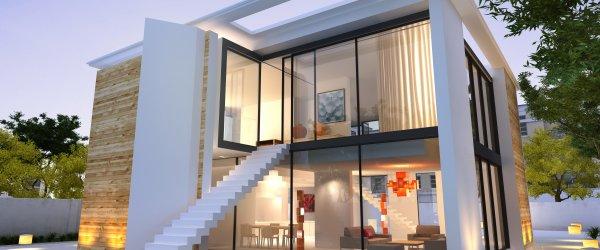 Quel est prix de construction d'une maison contemporaine ? | TarifArtisan.fr