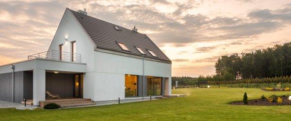 maison contemporaine toit terrasse