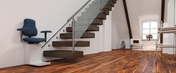 monte escalier prix