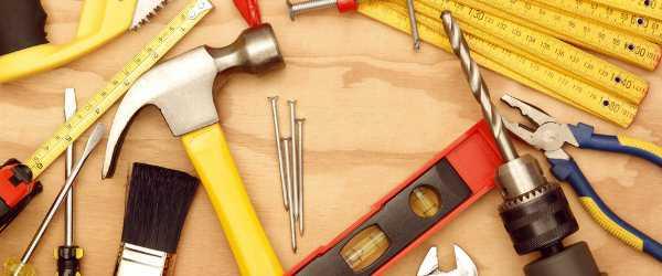 outils porte de garage