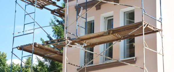 peinture facade facadier