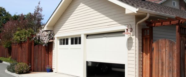 porte garage coulissante