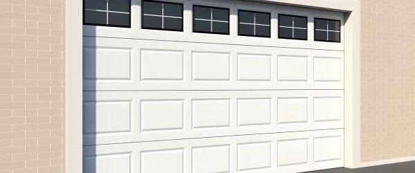 porte garage sectionnelle prix