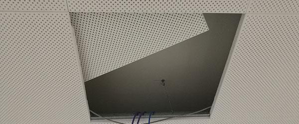 pose faux plafond 1