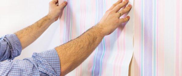 pose tapisserie murale