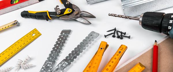 poser placo outils