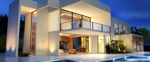 prix maison contemporaine