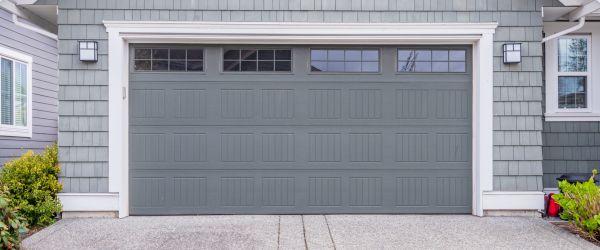 remplacement porte garage