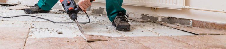 Renovation carrelage : nettoyer, remplacer ou recouvrir son carrelage
