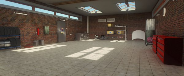 sol vinyle garage